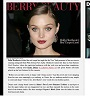 Bella Heathcote on Alima Pure walked for the red carpet the New York premiere of her new movie (starring alongside Brad Pitt) Killing Them Softly.