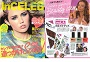 NCLA nail wraps and polishes in INCELEB magazine from Japan! Click image to view product.