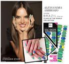 Check out Victoria Secret's Angel Alessandra Ambrosio wearing BRAZIL from the Flags of the World Collection